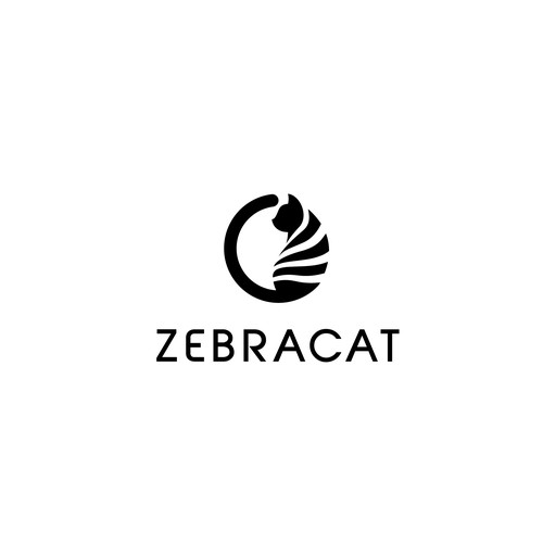 Bold logo for ZebraCat