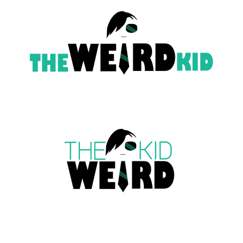 logo for The Weird Kid