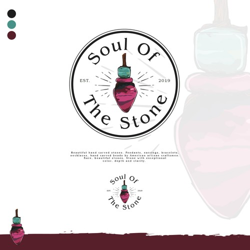 Soul Of The Stone Logo