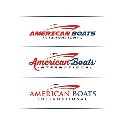 Logo for American Boats International