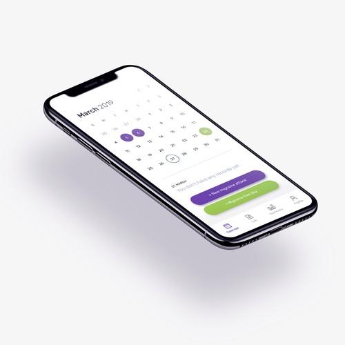 Migraine Tracking app