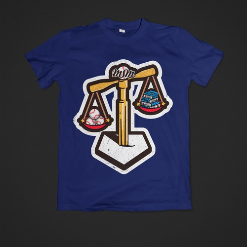 Kids Baseball T-Shirt