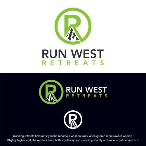 run west retreats