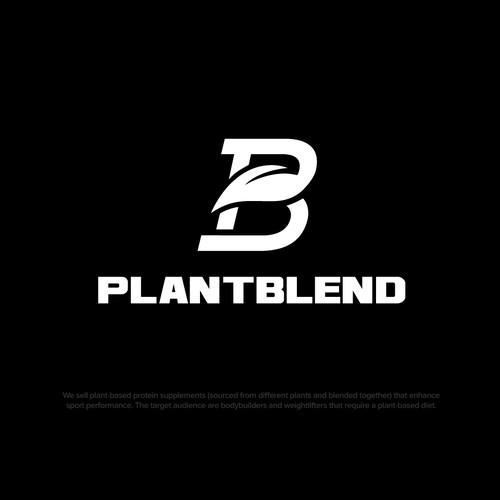 Plant Blend Logo