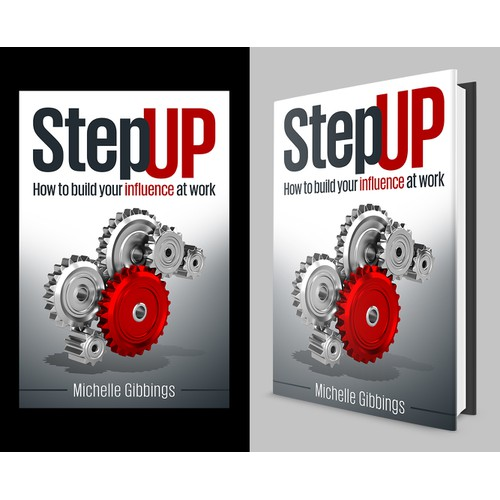 Step Up Book Cover