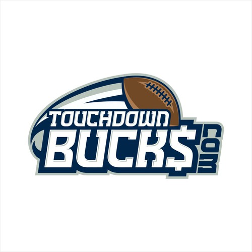 logo for Touchdown Bucks