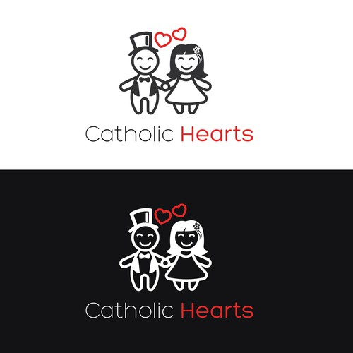 Catholic hearts