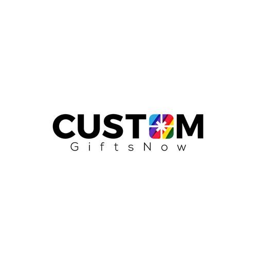 Custom Gift Logo