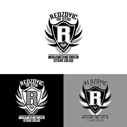 Grunge Logo to Clean Logo Revision