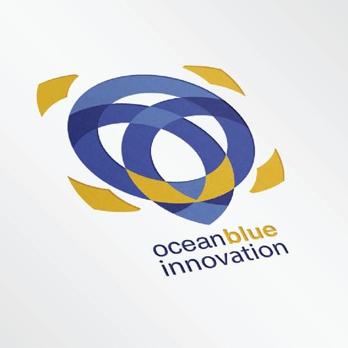 Logo for Ocean Blue Innovation