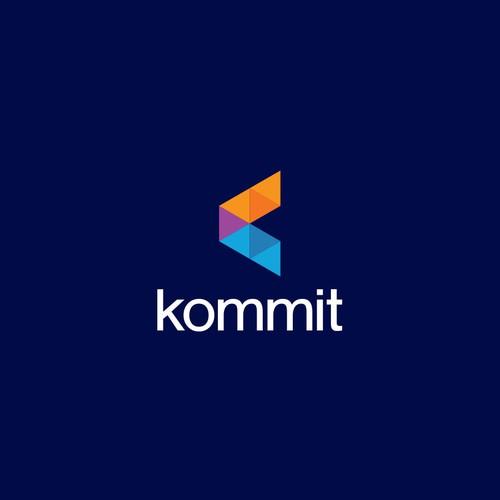 Logo Design for Kommit