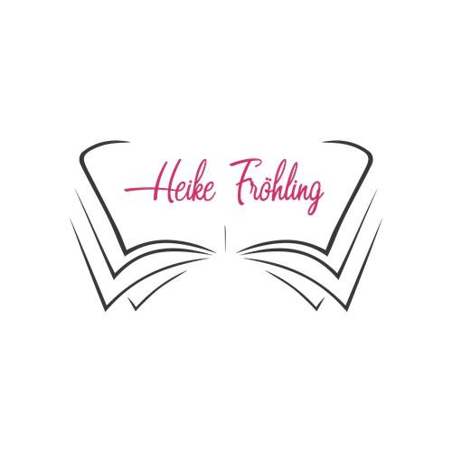 Logokonzept für eine Autorin