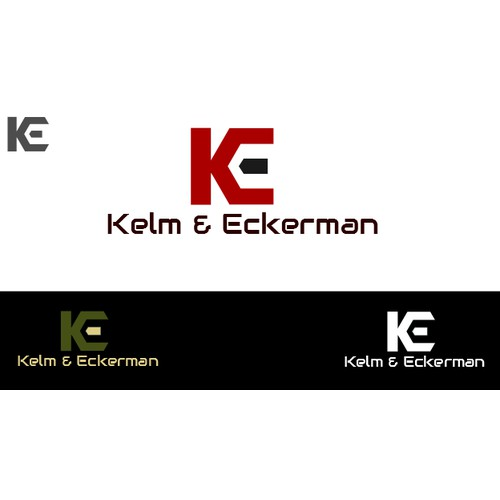 Create the next logo for Kelm & Eckerman
