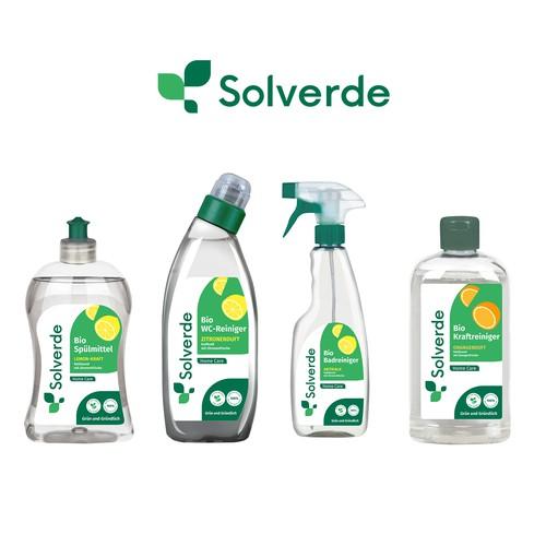 Packaging Label for Solverde