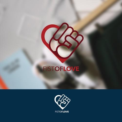 Fist Of Love Logo