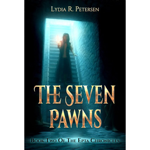 The Seven Pawns Book Cover