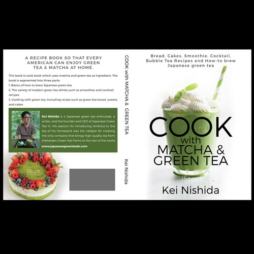 Cook with Matcha and Green Tea