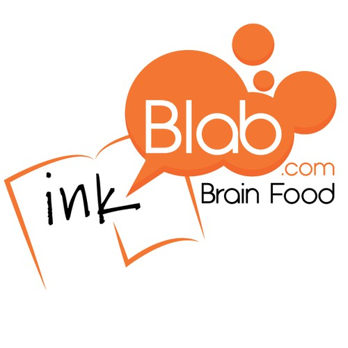 Help inkblab.com with a new logo
