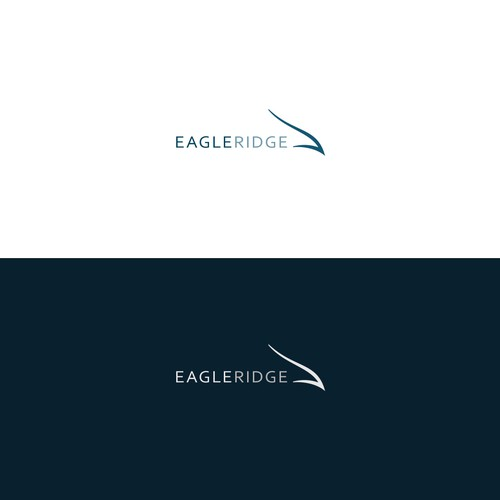 Elegant logo for  real estate development project.