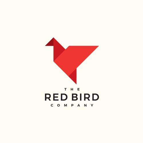 Logo for The Red Bird