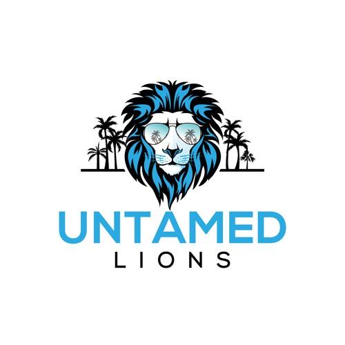 Untamed Lions (Bold Funny Stylish)