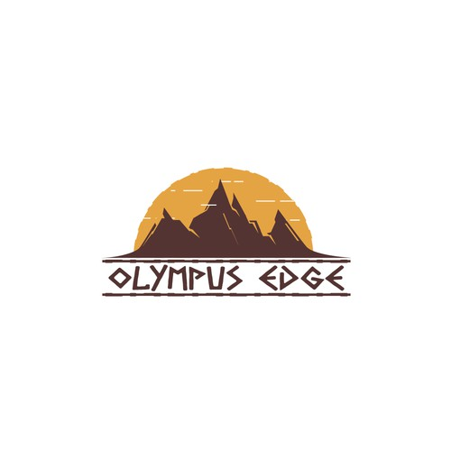 "NEED ASAP - Greek Style Logo for ""Olympus Egde"""
