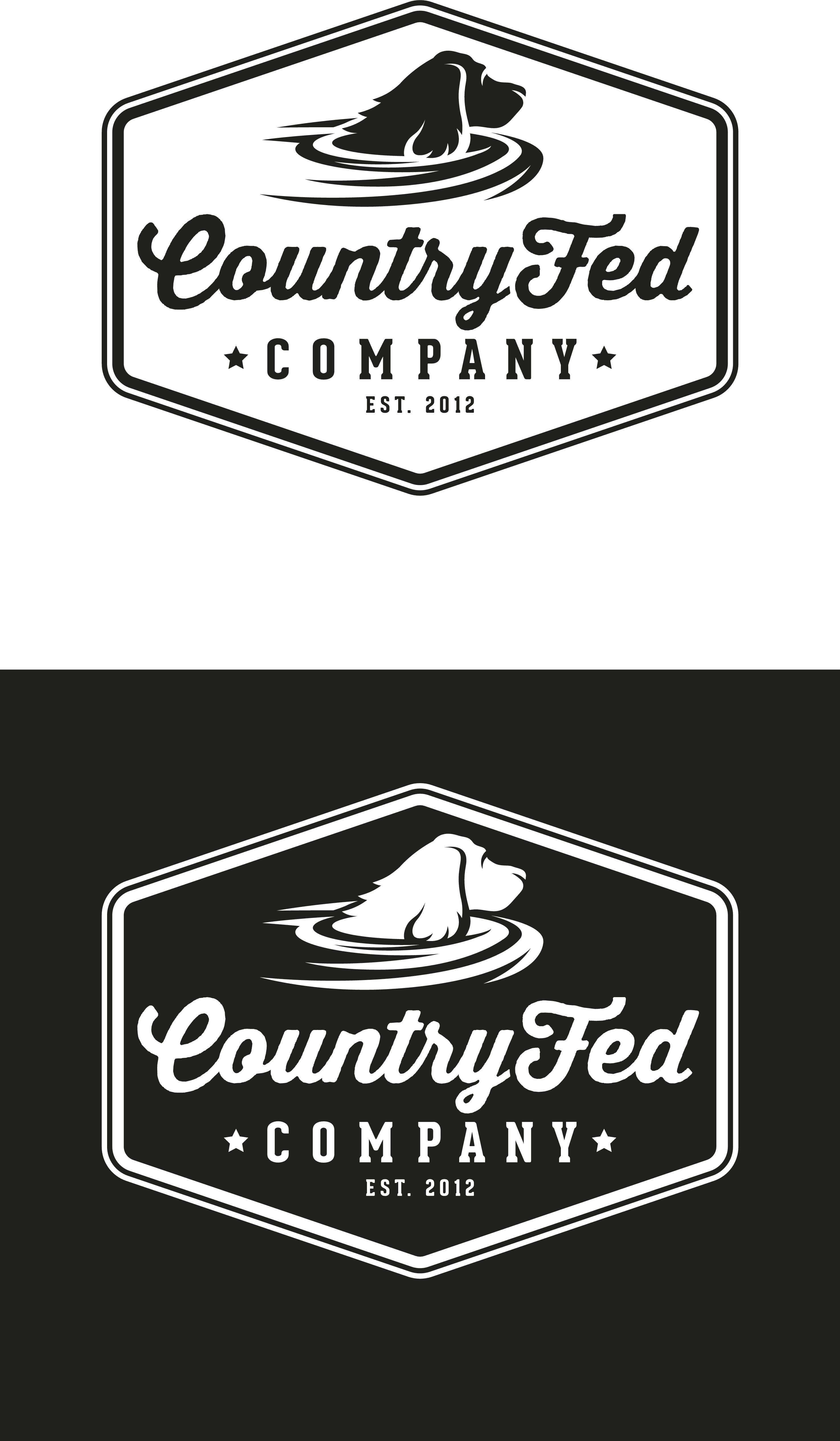 Create Simple Logo For CountryFed! Apparel will be worn by country artists and outdoorsmen.