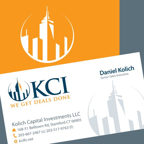 KCI needs a new logo and business card