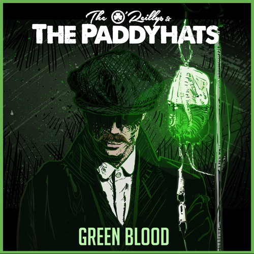 Green Blood ~ album cover