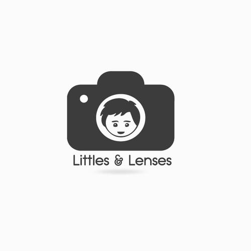 Logo for lenses& little