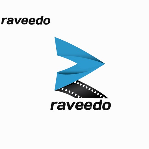 Challenge your imagination - Create Raveedo Logo