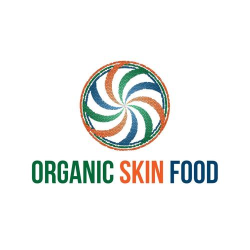 Logo for Organic Skin Food
