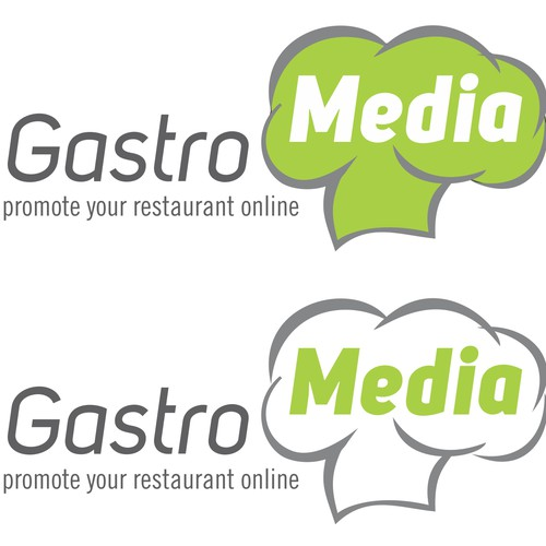 Help Gastro Media with a new, clean logo