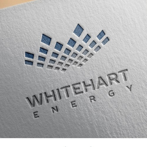 Solar installing panels for Whitehart Energy