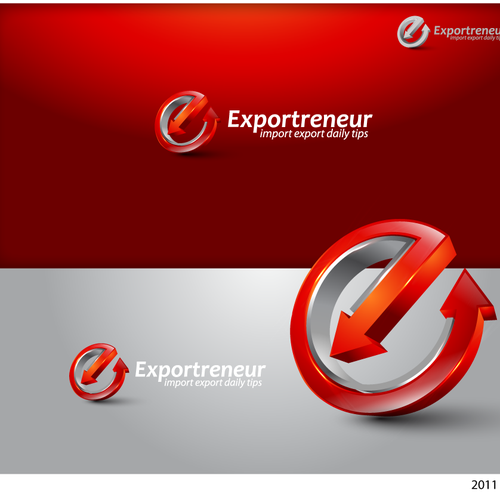 Help Exportreneur with a new logo