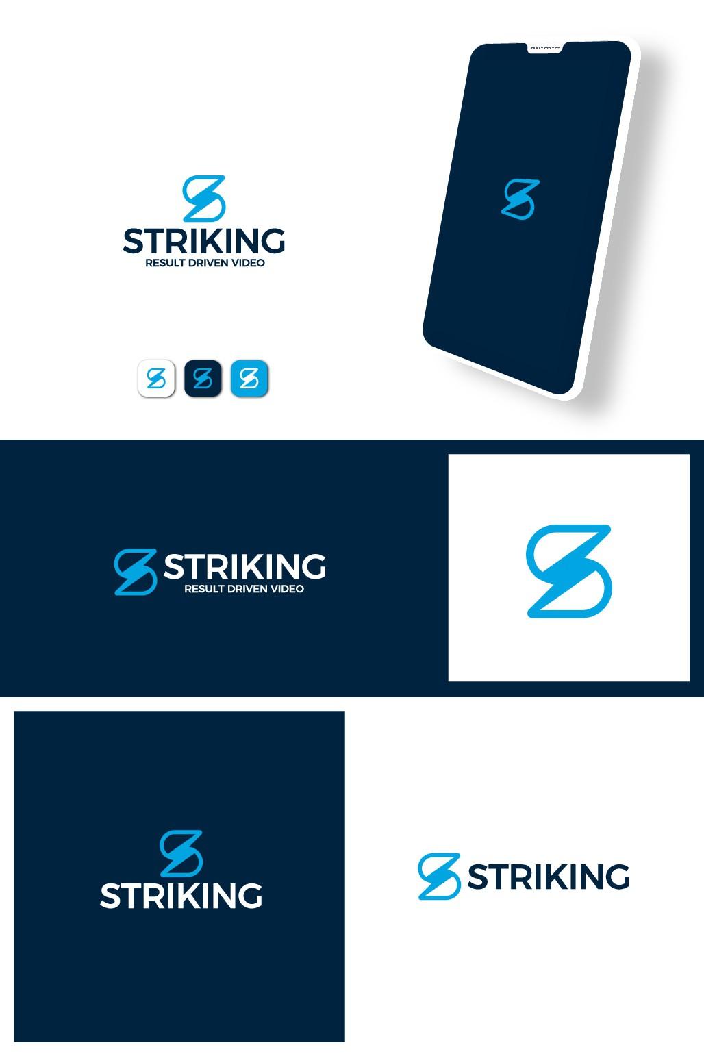 Striking company called Striking needs striking logo!