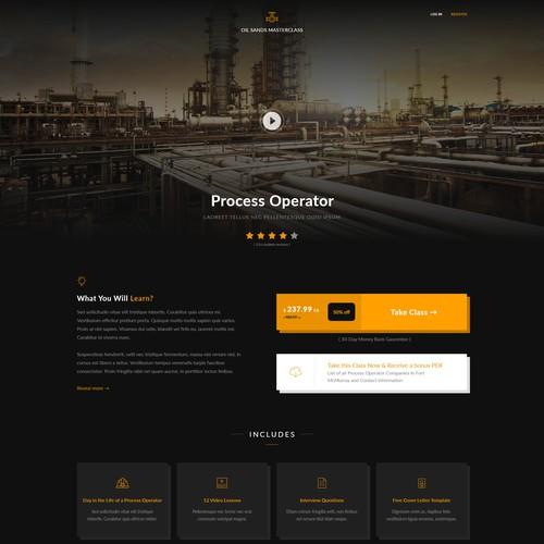 Oil Sands Masterclass