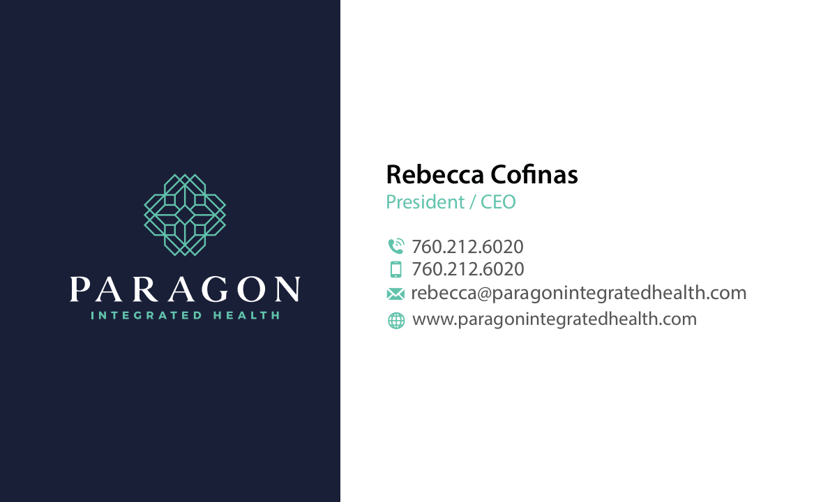 Modification to Business Cards