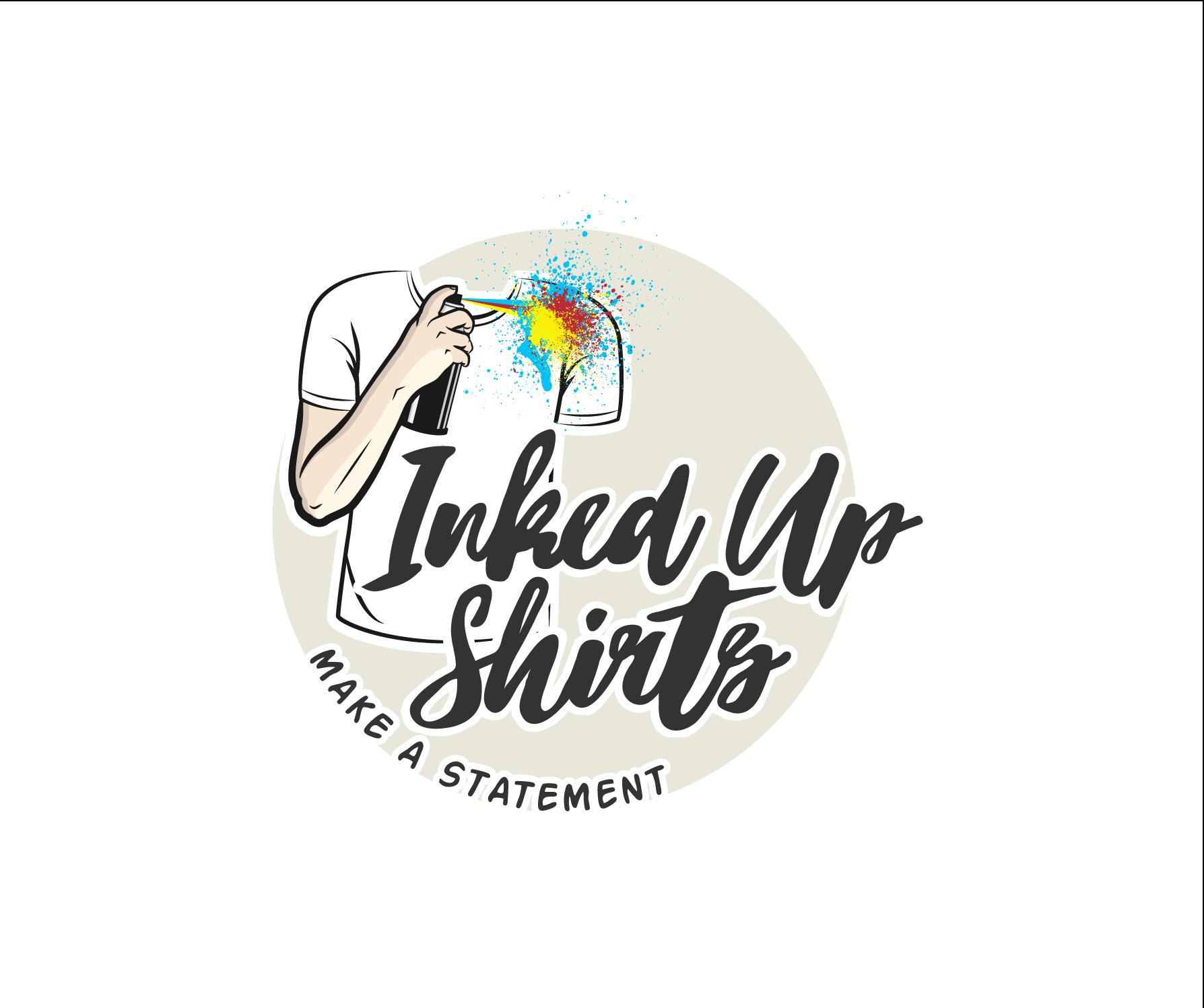 Inked Up Shirts Needs a Logo