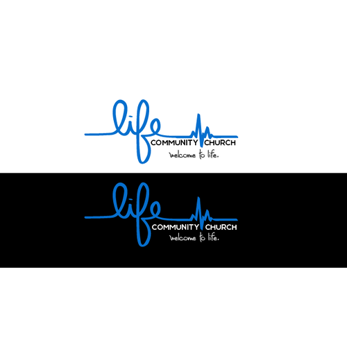 logo for Life Community Church