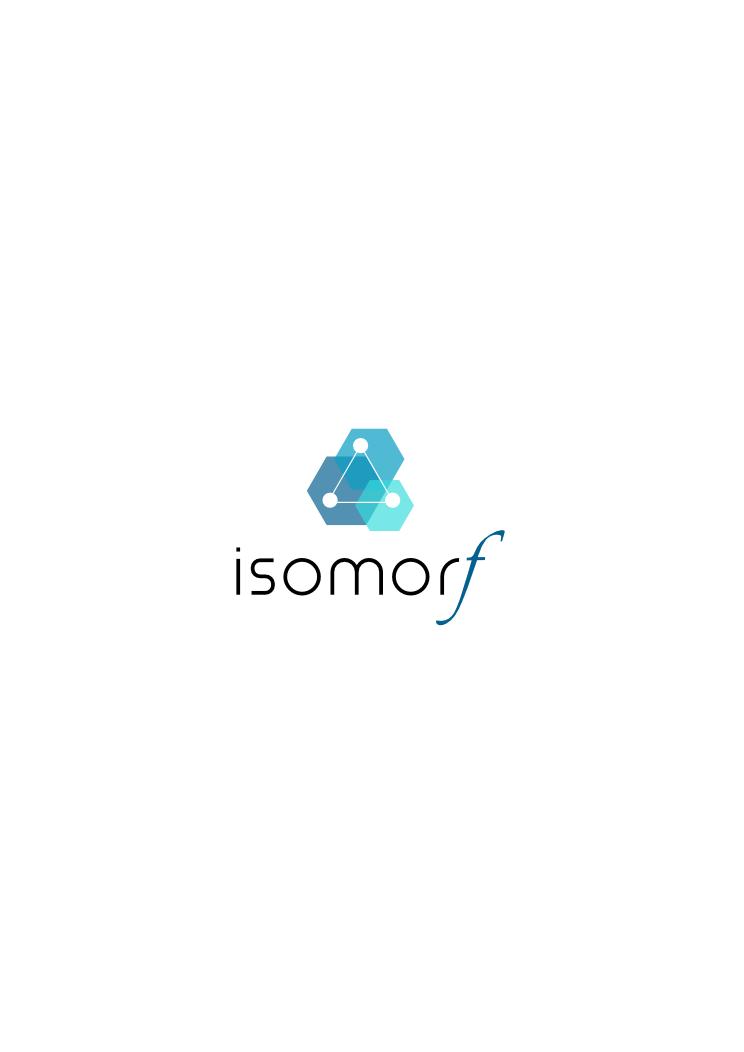 Revolutionary programming platform isomorf needs a logo!