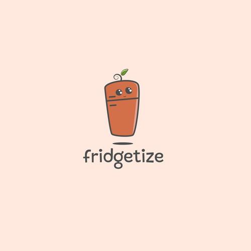 Logo for digital refrigerator