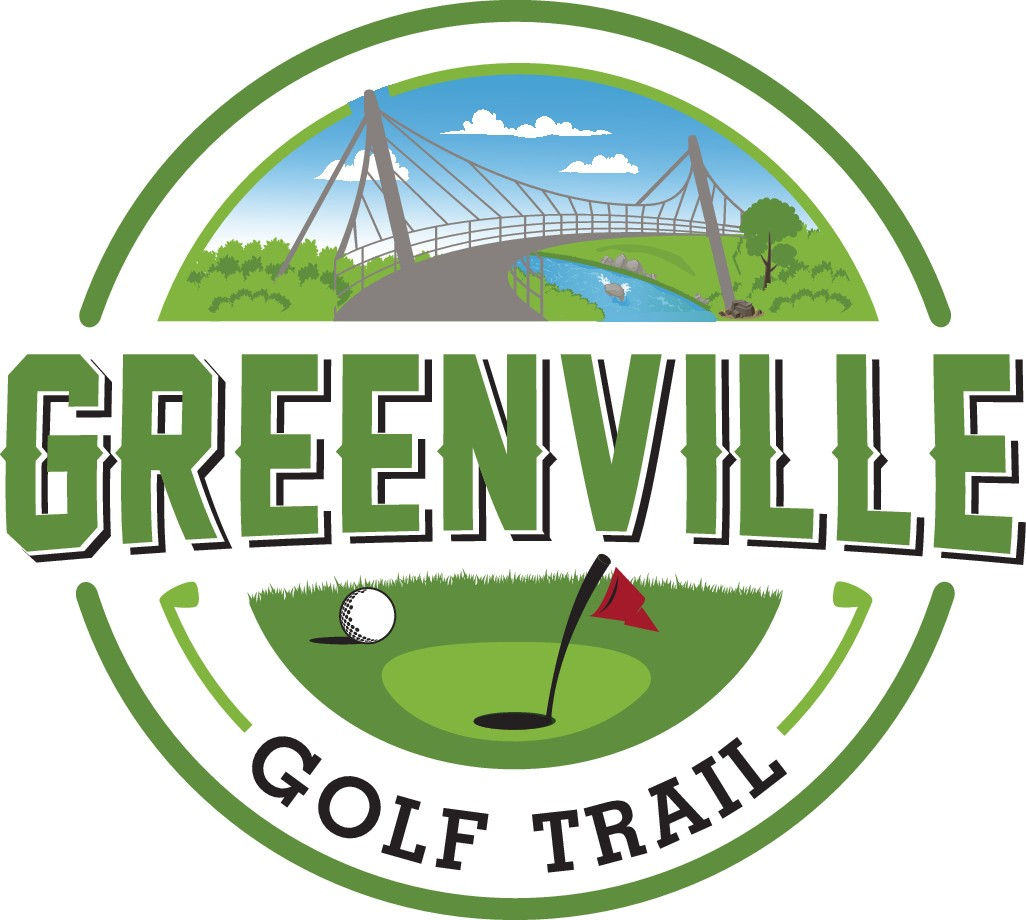 Greenville Golf Trail needs a iconic logo