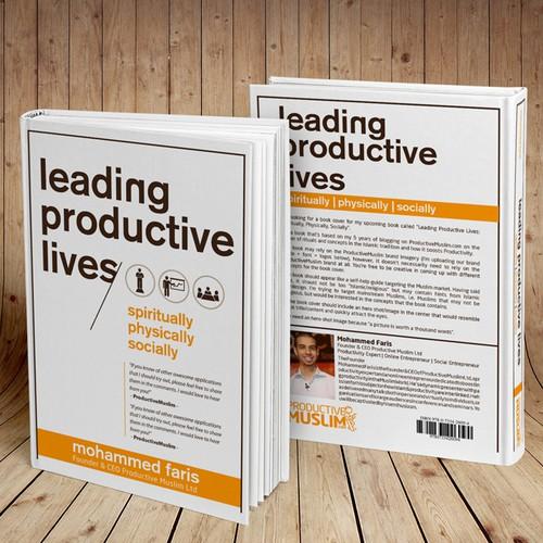 Design a Unique Book Cover for ProductiveMuslim.com upcoming Book