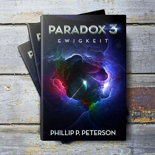 Book cover for Paradox 3 - Ewigkeit