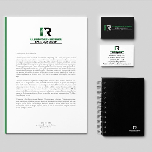 Stationary for Lawfirm