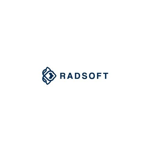 Radsoft Logo Design