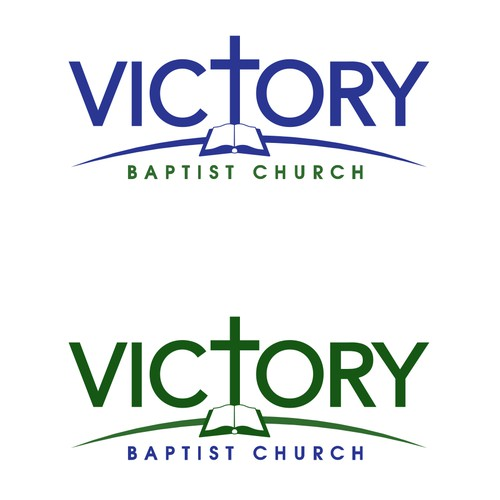 Create an amazing simple Church Logo