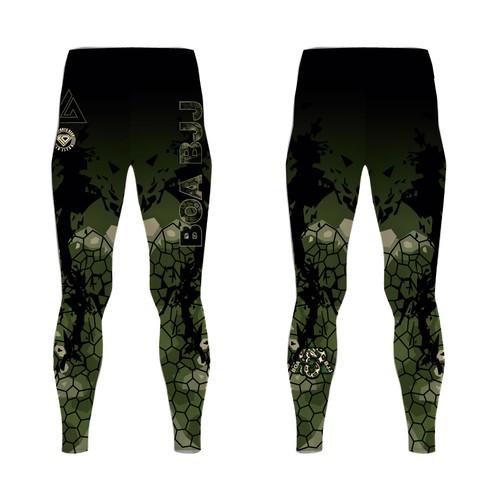 BJJ Spats / Yoga Pant Design