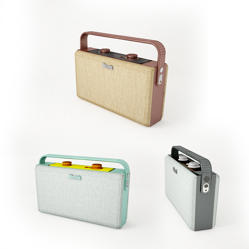 Ibomb Speaker Design